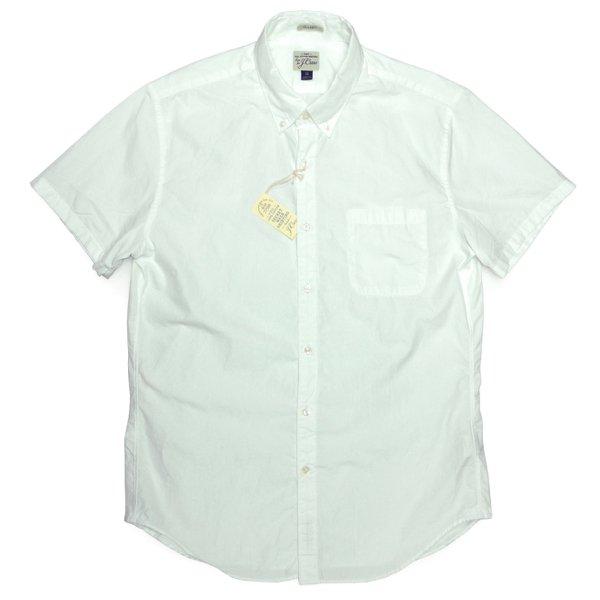 J.Crew ジェイクルー ボタンダウンシャツ ブロードシャツ 半袖シャツ【$64.50】 [新品] [055]