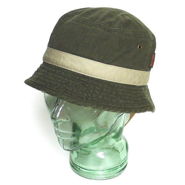 Barbour バブアー ビンテージフィッシングハット アウトドアハット バケットハット 帽子 [新品] [022]