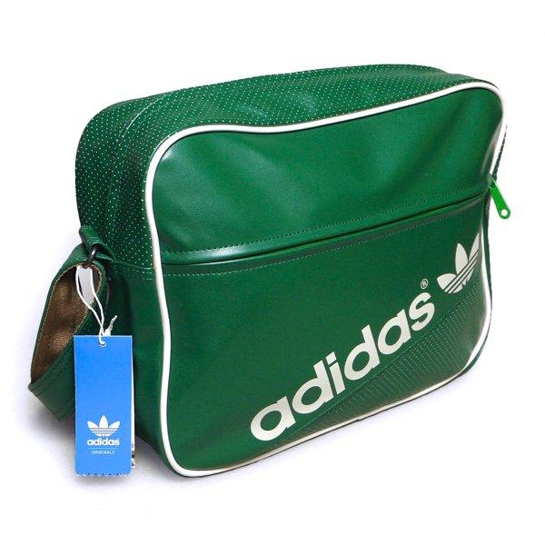 adidas Originals アディダスオリジナルス ショルダーバッグ エアライナーバッグ [新品] [001]