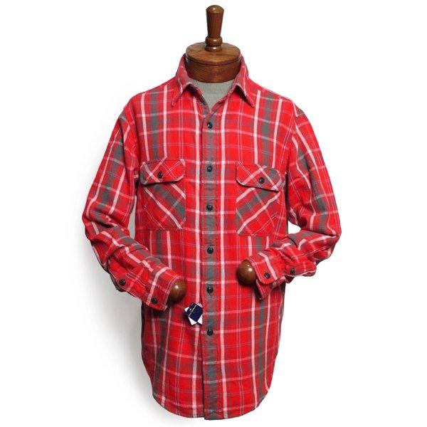 Polo Ralph Lauren ポロラルフローレン タータンチェック フランネルシャツ インド綿【$125】 [新品] [123]