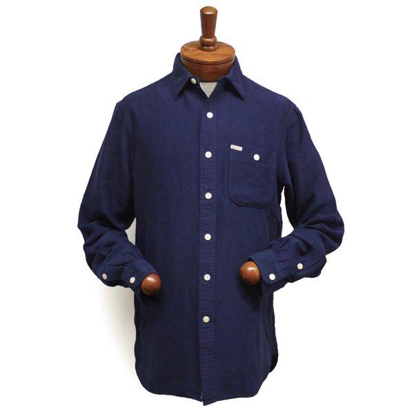 Polo Ralph Lauren ポロラルフローレン 片ポケ ビンテージ シャモアシャツ フランネルシャツ【$125】 [新品] [126]