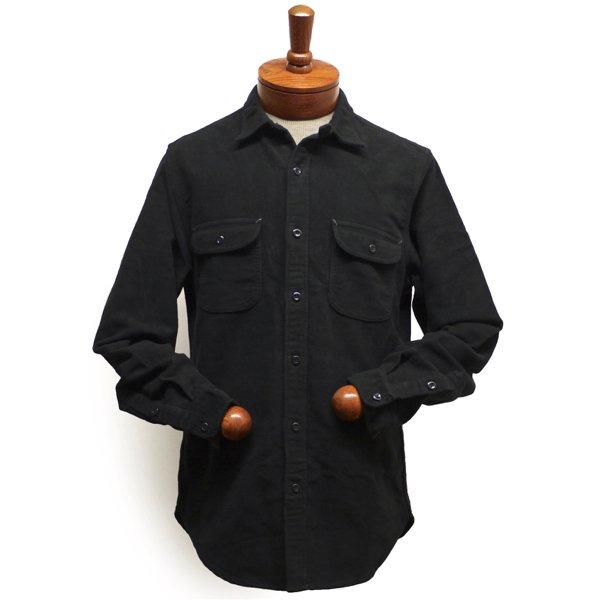 J.Crew Wallace & Barnes ジェイクルー ウォレス&バーンズ モールスキン ワークシャツ CPOシャツ [新品] [054]