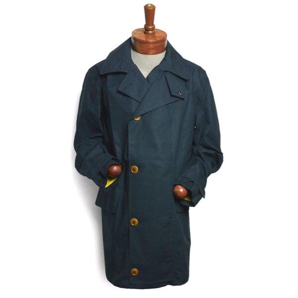 Barbour × Norton&Sons Stanhope Coat バブアー ノートン&サンズ トレンチコート【$549】 [新品] [018]