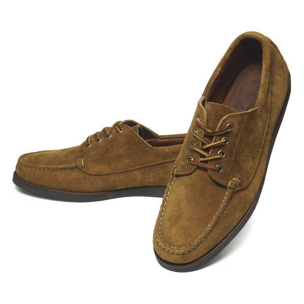 Eastland Falmouth Camp Moc イーストランド キャンプモカシン レザーシューズ 革靴【$295】[新品] [005]