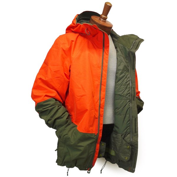 The North Face Men S Nfz Insulated Jacket Gore Tex