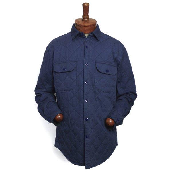 J.Crew ジェイクルー キルティング シャツジャケット [新品] [003]