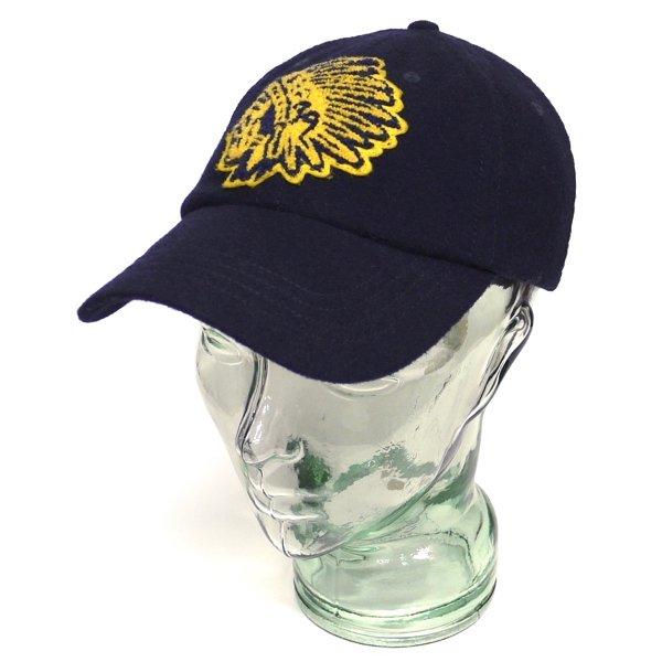 Rugby Ralph Lauren ラグビーラルフローレン ビンテージ ベースボールキャップ ウールキャップ 帽子 [新品] [035]