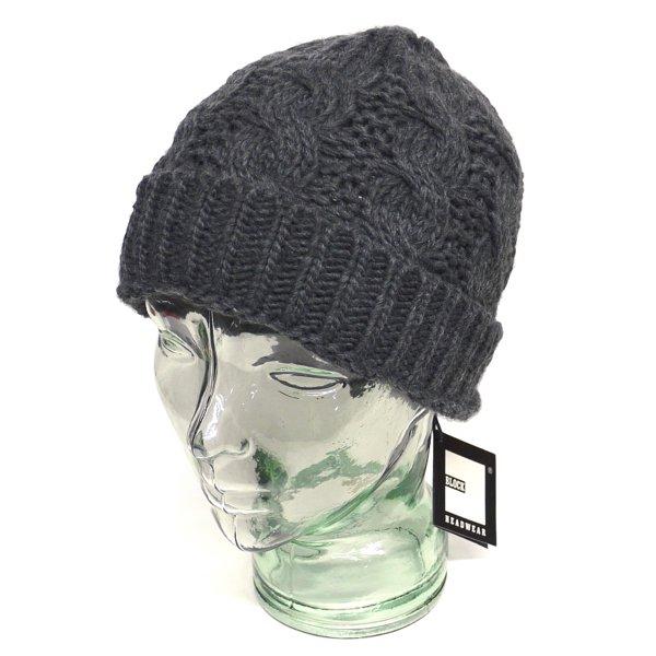 Block Headwear ブロックヘッドウェア ニットキャップ 帽子 [新品] [001]