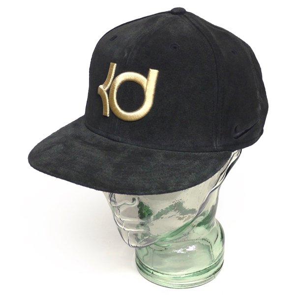 NIKE True KD (Kevin Durant) ナイキ ケビン・デュラント スウェード ストラップバック ベースボールキャップ 帽子 [新品] [006]