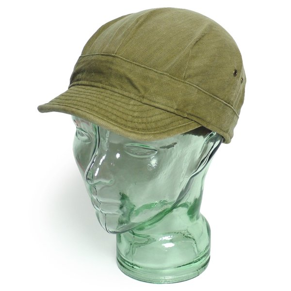 Polo Ralph Lauren ポロラルフローレン ミリタリーワークキャップ  帽子 [新品] [018]