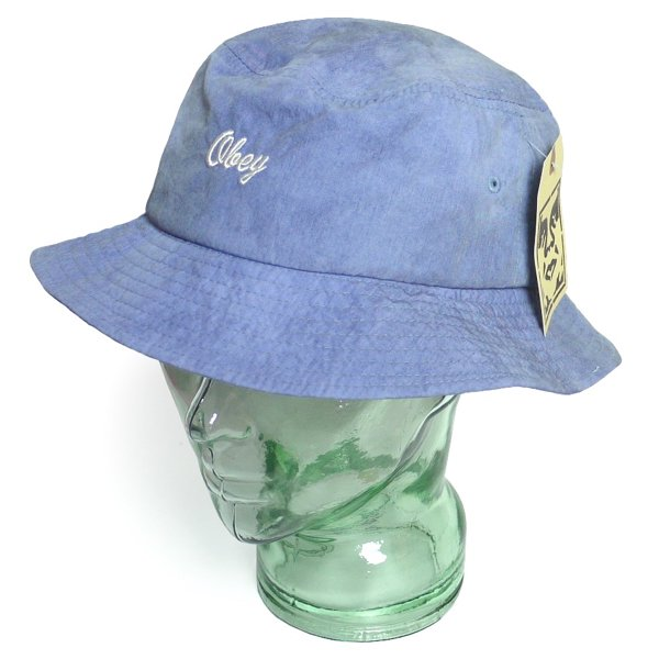 OBEY オベイ バケットハット コットンハット 帽子 [新品] [001]