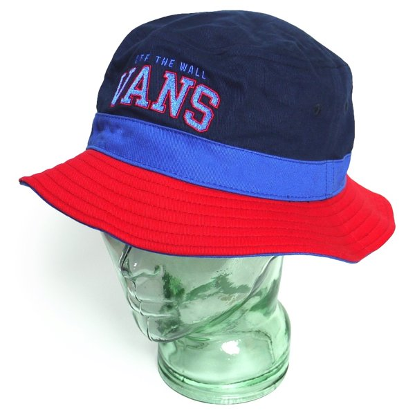Vans Bucket Hat バンズ コットンハット バケットハット 帽子 [新品] [004]