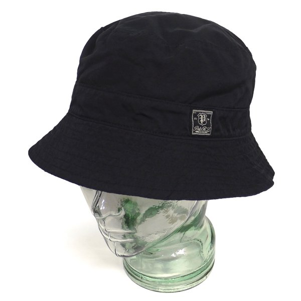 Polo Ralph Lauren ポロラルフローレン コットンハット バケットハット アウトドアハット 帽子 [新品] [036]