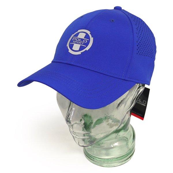 POLO SPORTS ポロスポーツ ラルフローレン ストラップバック メッシュキャップ ベースボールキャップ 帽子 [新品] [003]