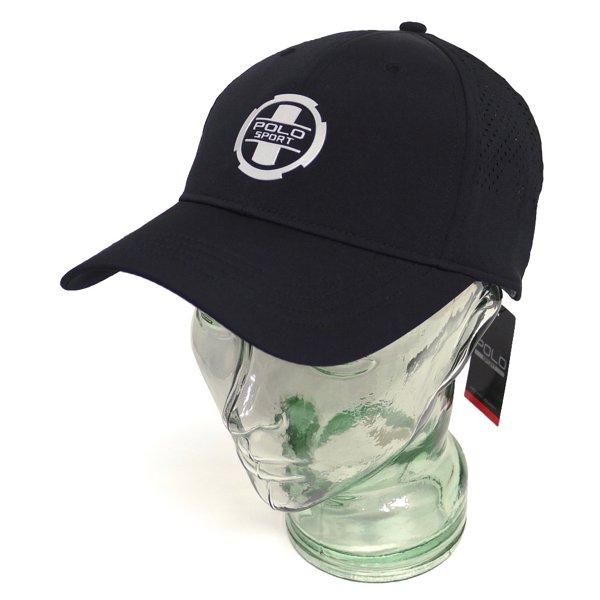 POLO SPORTS ポロスポーツ ラルフローレン ストラップバック メッシュキャップ ベースボールキャップ 帽子 [新品] [001]