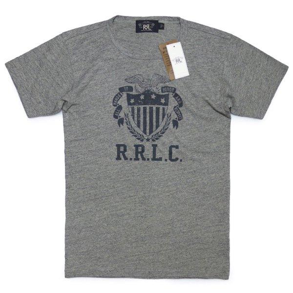 RRL ダブルアールエル Double RL ミリタリープリントTシャツ【$115】 [新品] [026]