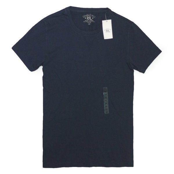 RRL ダブルアールエル Double RL 無地 チューブTシャツ【$60】 [新品] [020]