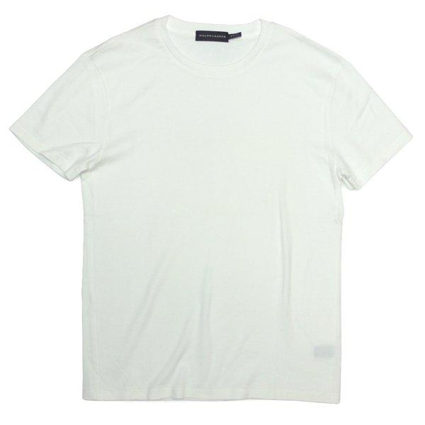Black Label Ralph Lauren ブラックレーベル ラルフローレン 無地Tシャツ【$125】 [新品] [001]