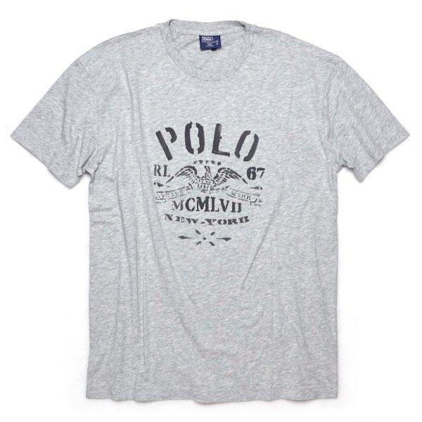 Polo Ralph Lauren ポロラルフローレン ステンシルプリント ミリタリーTシャツ [新品] [012]