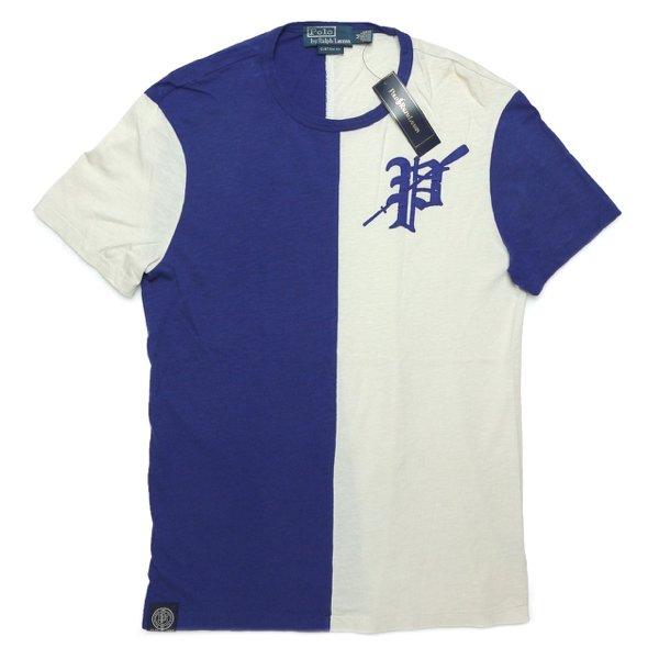 Polo Ralph Lauren ポロラルフローレン ビンテージ アスレティックTシャツ【$69.50】[新品] [037]