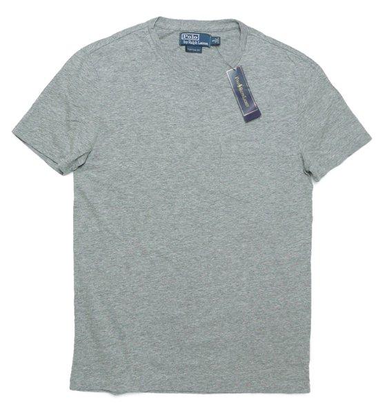 Polo Ralph Lauren ポロラルフローレン ポケットTシャツ【$85】 [新品] [044]