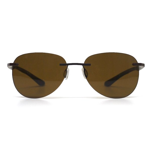 TUMI Bowen Sunwear Collection Polarized トゥミ アビエイターサングラス 偏光レンズ【$235】 [新品] [002]