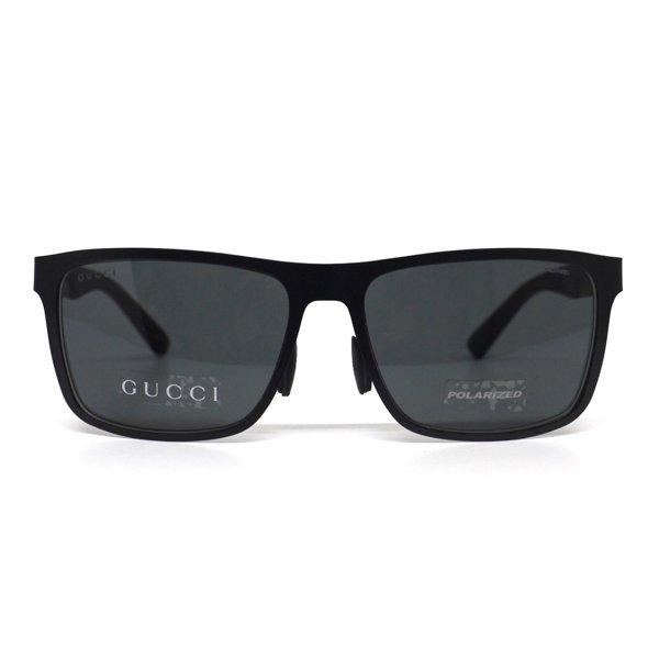 GUCCI PDERA GG 2238/S Polarized グッチ サングラス 偏光レンズ【$410】 [新品] [001]