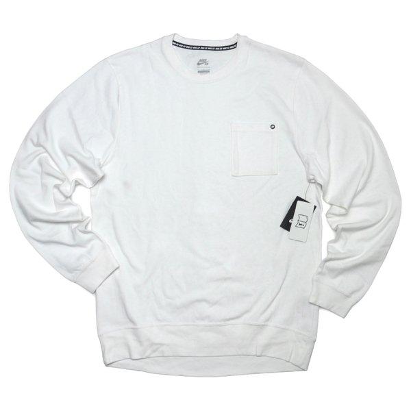 Nike SB Nike Skateboarding ナイキSB ヘビーウェイトコットン ロングスリーブTシャツ ポケットTシャツ ロンT 長袖Tシャツ [新品] [020]