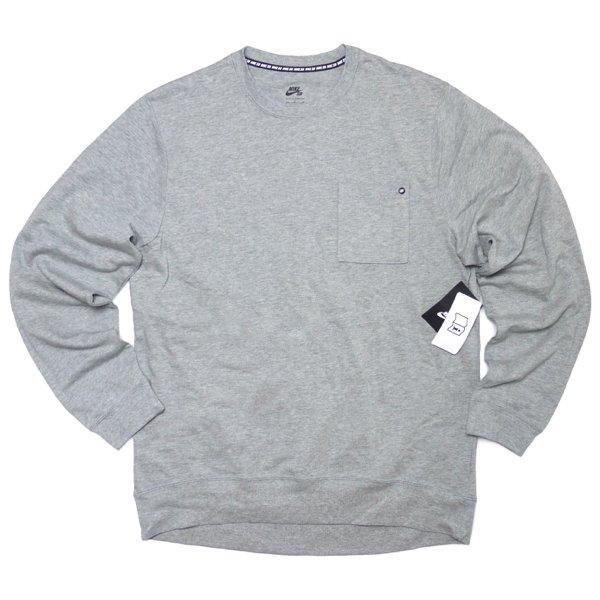 Nike SB Nike Skateboarding ナイキSB ヘビーウェイトコットン ロングスリーブTシャツ ポケットTシャツ ロンT 長袖Tシャツ [新品] [021]