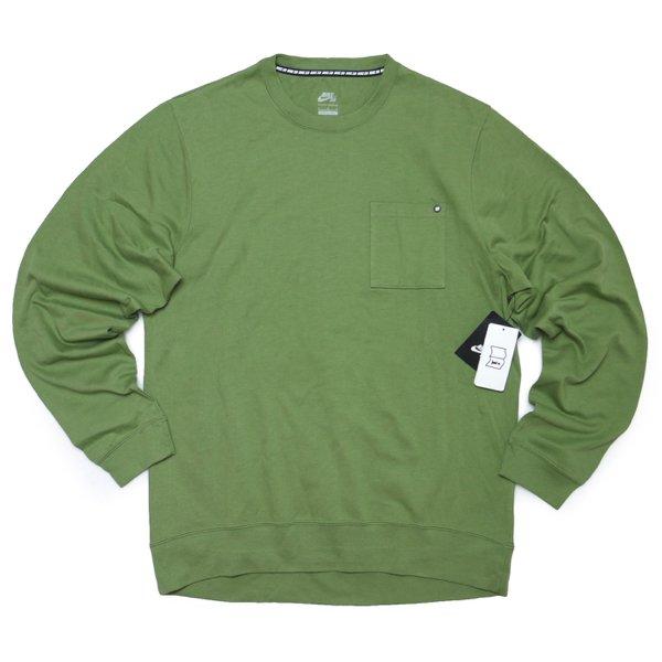Nike SB Nike Skateboarding ナイキSB ヘビーウェイトコットン ロングスリーブTシャツ ポケットTシャツ ロンT 長袖Tシャツ [新品] [022]