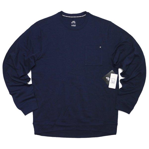 Nike SB Nike Skateboarding ナイキSB ヘビーウェイトコットン ロングスリーブTシャツ ポケットTシャツ ロンT 長袖Tシャツ [新品] [023]