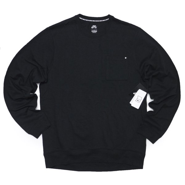 Nike SB Nike Skateboarding ナイキSB ヘビーウェイトコットン ロングスリーブTシャツ ポケットTシャツ ロンT 長袖Tシャツ [新品] [024]