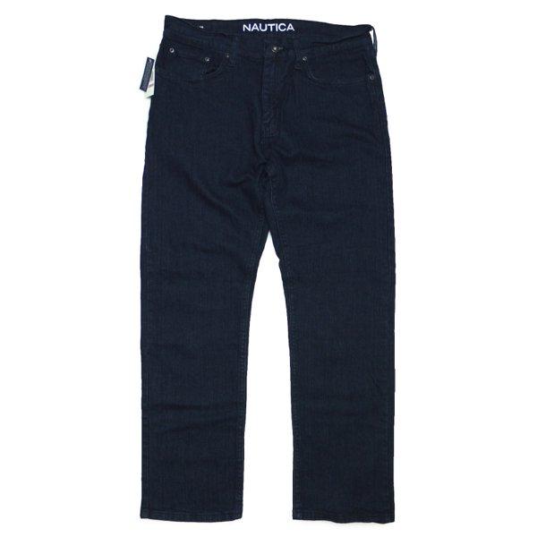 NAUTICA Straight Fit Jeans ノーティカ ストレートフィット ストレッチジーンズ デニム ジーパン [新品] [001]