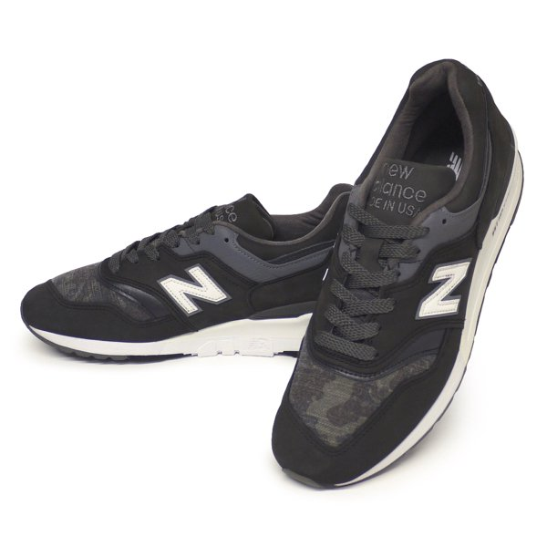 separation shoes 5c067 bb0ab New Balance M997DPA Made in USA ニューバランス ランニングシューズ スニーカー 迷彩柄 カモフラージュ [新品]  [074] 大分県大分市のインポートセレクトショップ gogo clothing store