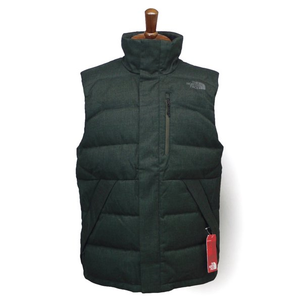 The North Face Men's Tweed Sumter Vest ザノースフェイス ツィード ダウンベスト [新品] [058]
