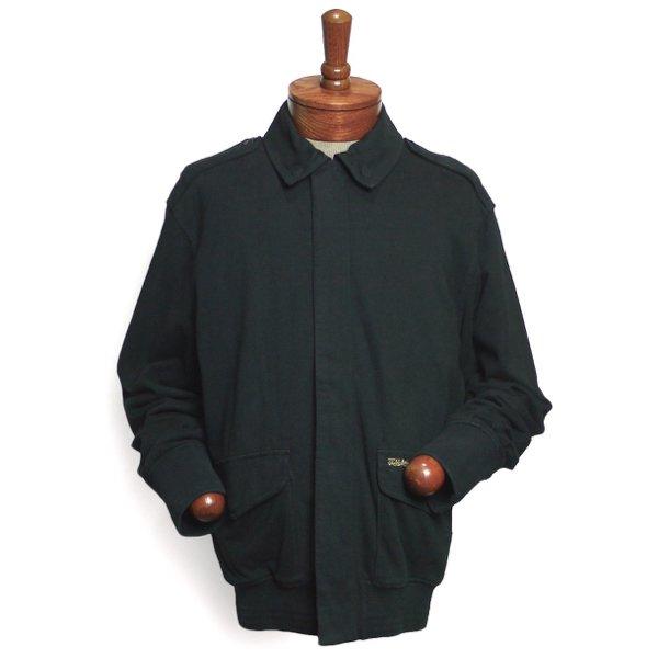 Polo Ralph Lauren ポロラルフローレン スウェット フライトジャケット A-2タイプ【$325】 [新品] [036]