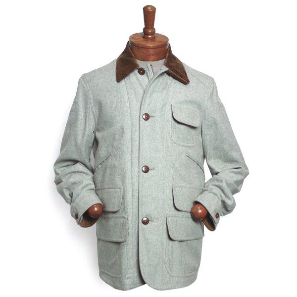 Polo Ralph Lauren ポロラルフローレン ウールハンティングジャケット【$1,595】 [新品] [004]
