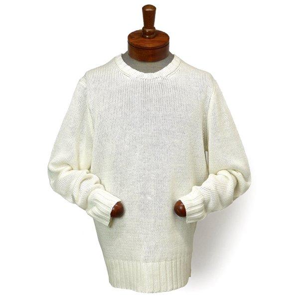 Polo Ralph Lauren ポロラルフローレン リネンセーター ローゲージニット【$245】 [新品] [089]
