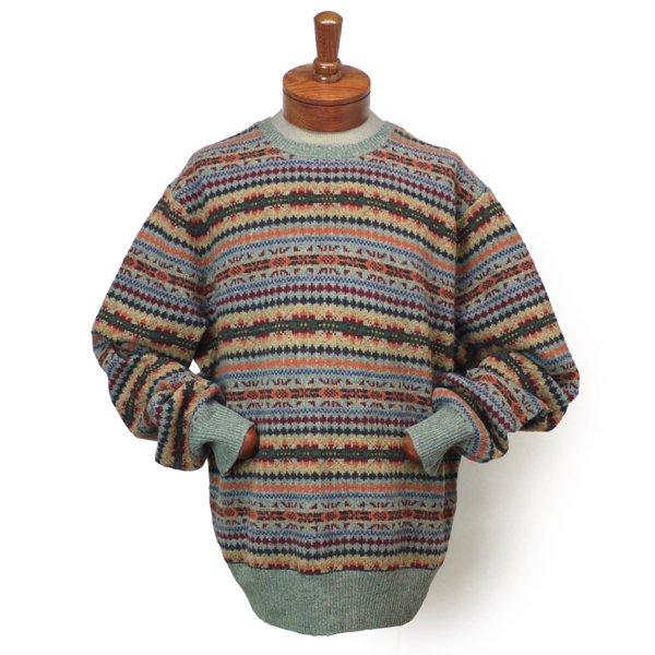 Polo Ralph Lauren ポロラルフローレン フェアアイル ウールセーター【$298】 [新品] [091]