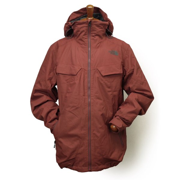 The North Face Initiator Thermoball Triclimate Jacket 3-in-1 ザノースフェイス トリクライメイト アウトドアジャケット [新品] [059]