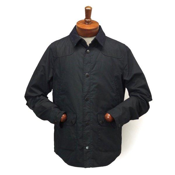 Barbour Reelin Wax Jacket バブアー ワックスドコットン キルティング シャツジャケット [新品] [050]