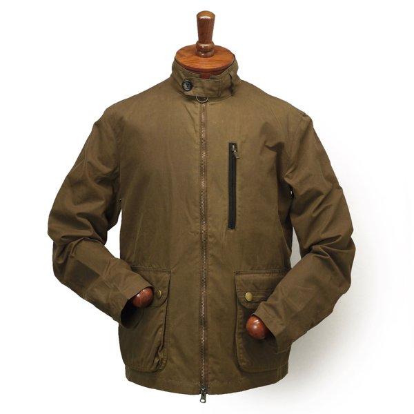 Barbour Polo Club Jacket バブアー ポロクラブ ワックスドコットン ブルゾン スイングトップ ジャケット [新品] [051]