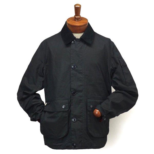 Barbour Great Coat Deck Jacket バブアー デッキジャケット ワックスドコットン ブルゾン ワークジャケット [新品] [052]