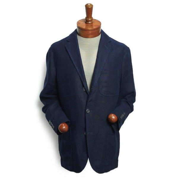 Polo Ralph Lauren ポロラルフローレン リネンブレザー テーラードジャケット 旧タグ【$395】 [新品] [040]