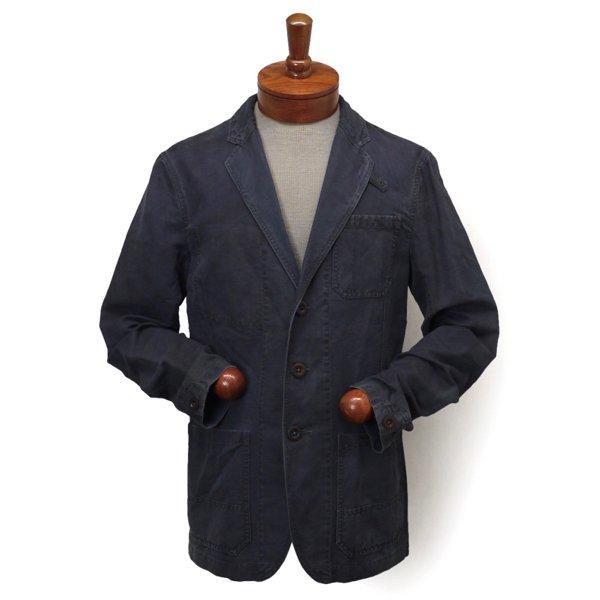 Polo Ralph Lauren ポロラルフローレン リネン&コットン ワークジャケット ブレザー【$395】 [新品] [064]