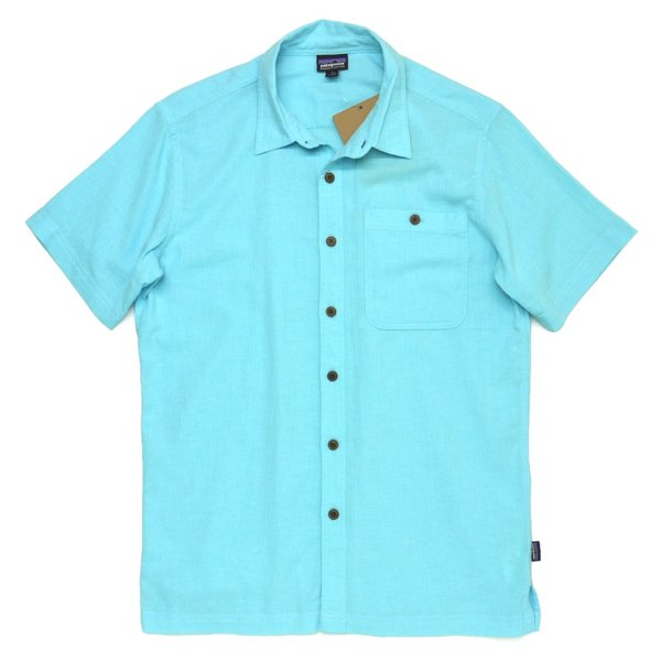 Patagonia Men's A/C Shirt パタゴニア A/Cシャツ 半袖シャツ オーガニックコットン [新品] [003]