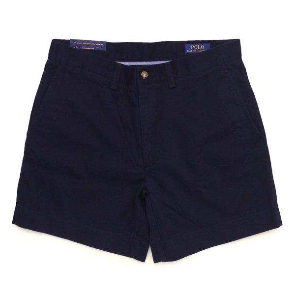 Polo Ralph Lauren Classic Fit 6 inch ポロラルフローレン 膝上丈 チノショーツ ハーフパンツ ショートパンツ [新品] [089]