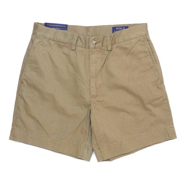 Polo Ralph Lauren Classic Fit 6 inch ポロラルフローレン 膝上丈 チノショーツ ハーフパンツ ショートパンツ [新品] [092]
