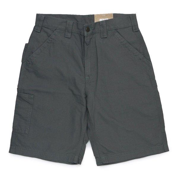 Carhartt Work Shorts Loose Original Fit B147 カーハート キャンバス ワークショーツ ハーフパンツ [新品(IRREGULAR)] [006]