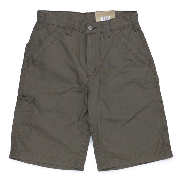 Carhartt Work Shorts Loose Original Fit B147 カーハート キャンバス ワークショーツ ハーフパンツ [新品(IRREGULAR)] [008]